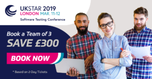UKSTAR Software Testing Conference Team Offer